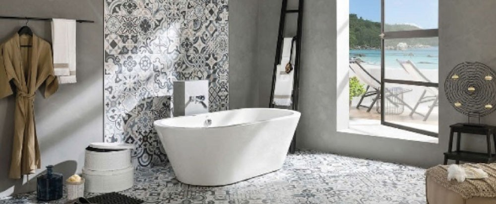 Bathroom trends for 2017 bathroom accessories hampshire for Tile trends 2017 bathroom