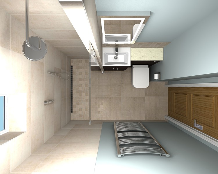 Change Bathroom into Wetroom