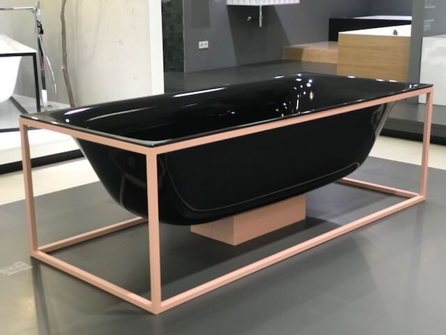 Outer Frame Bath