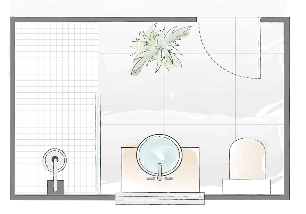 10 mistakes you make when designing your bathroom
