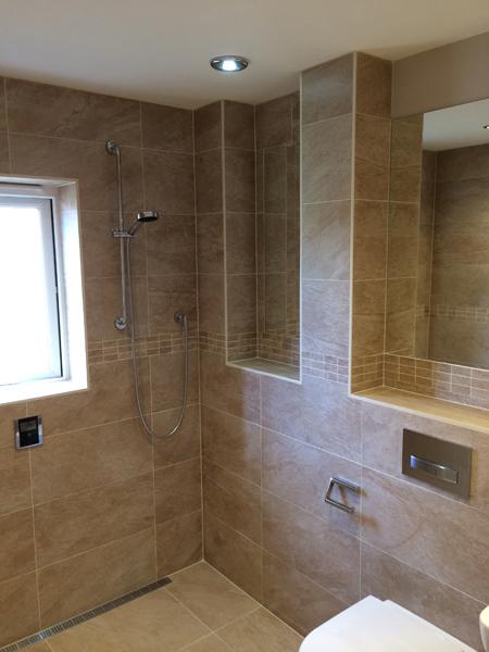 Wetroom baughurst for What s a wet room